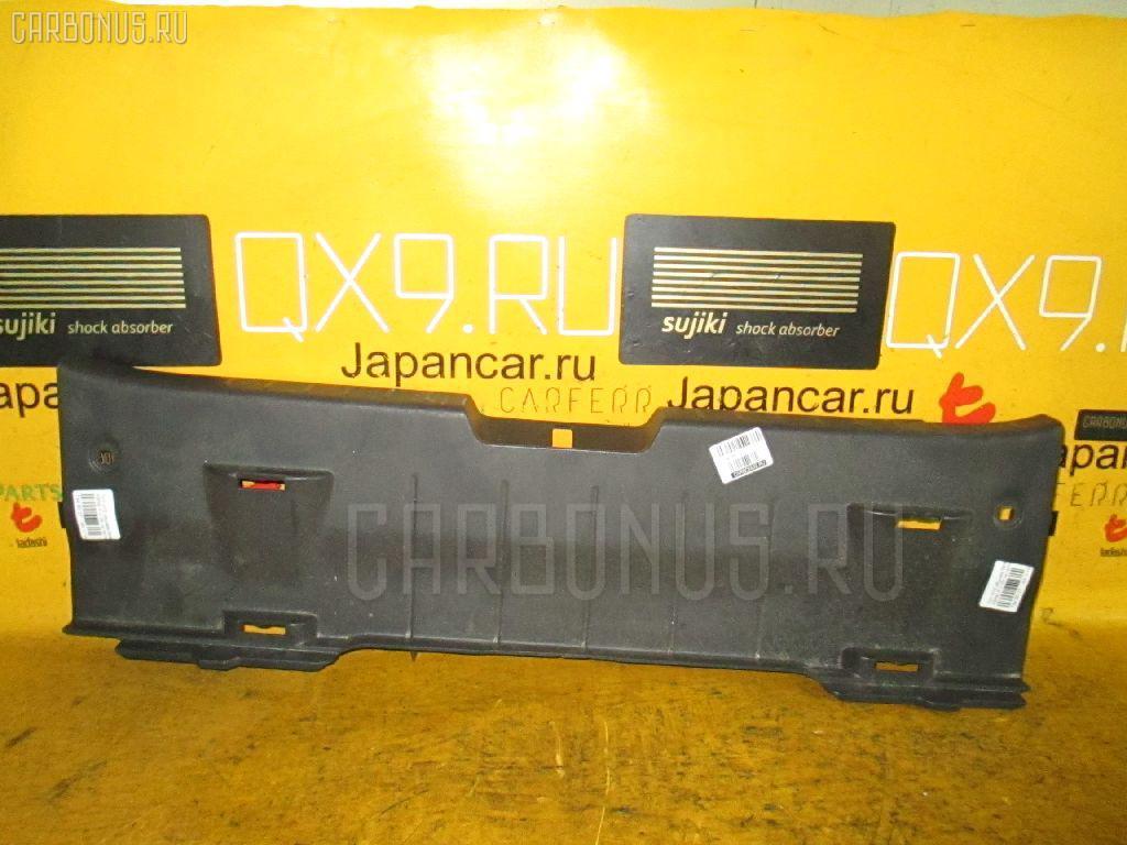 Обшивка багажника Toyota Vitz KSP90 Фото 1