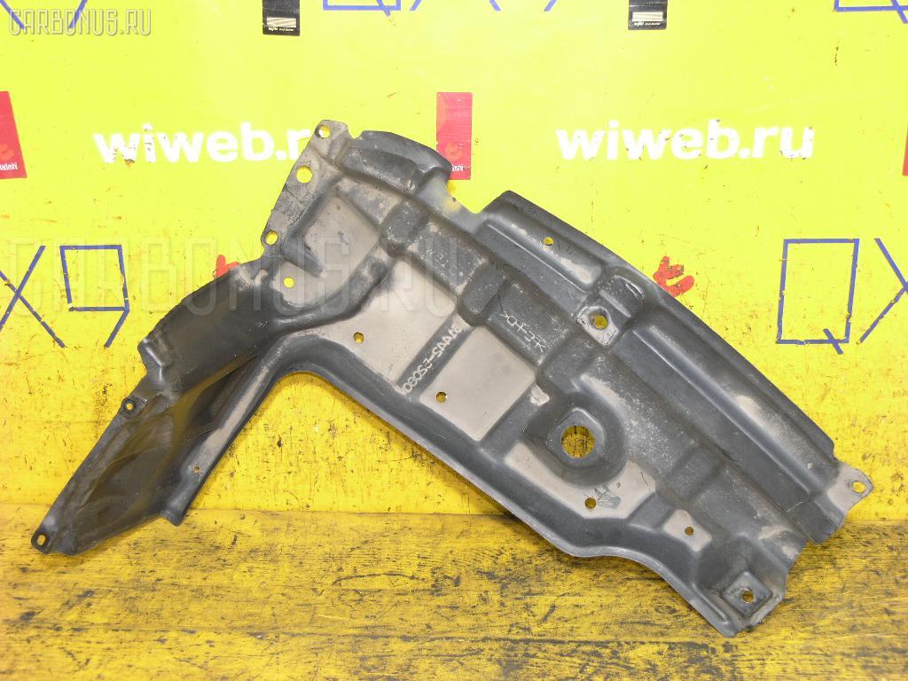 Защита двигателя TOYOTA VITZ KSP90 1KR-FE Фото 1