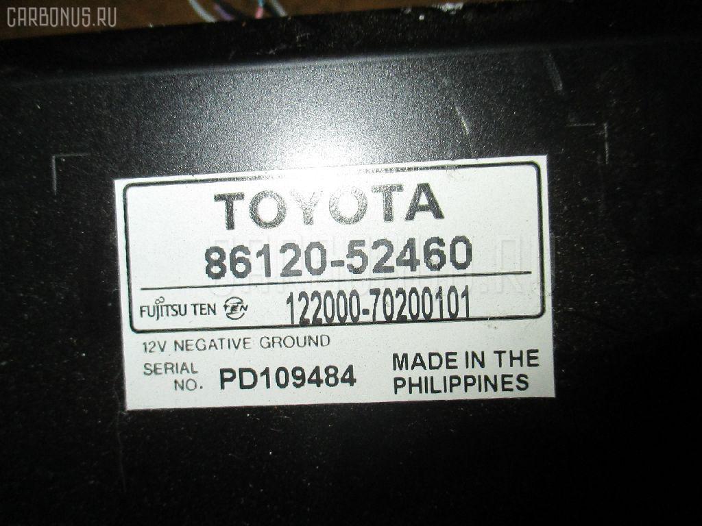 Автомагнитофон TOYOTA VITZ KSP90 Фото 3