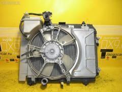 Радиатор ДВС TOYOTA VITZ KSP90 1KR-FE Фото 2
