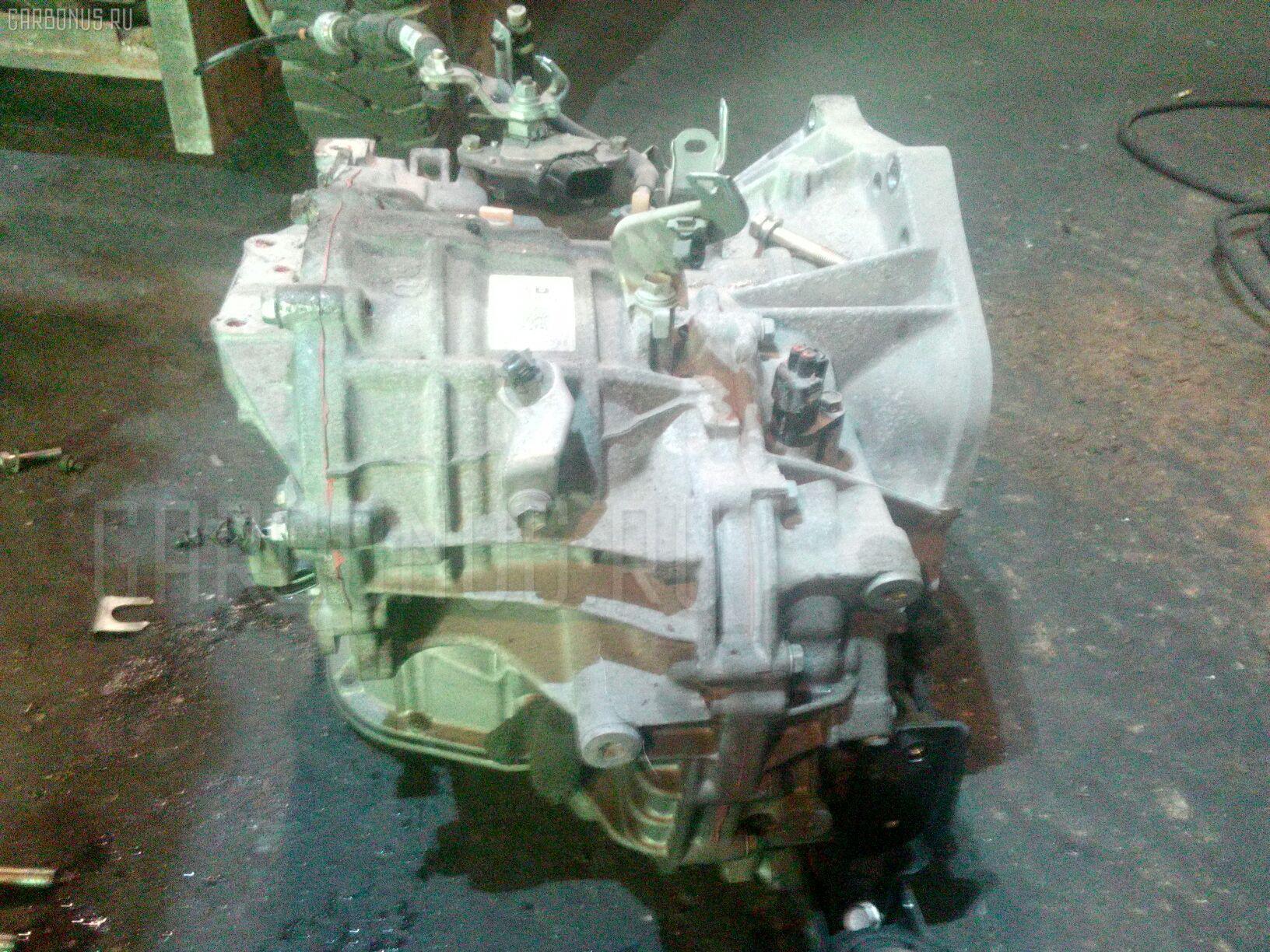 КПП автоматическая Toyota Vitz KSP90 1KR-FE Фото 1