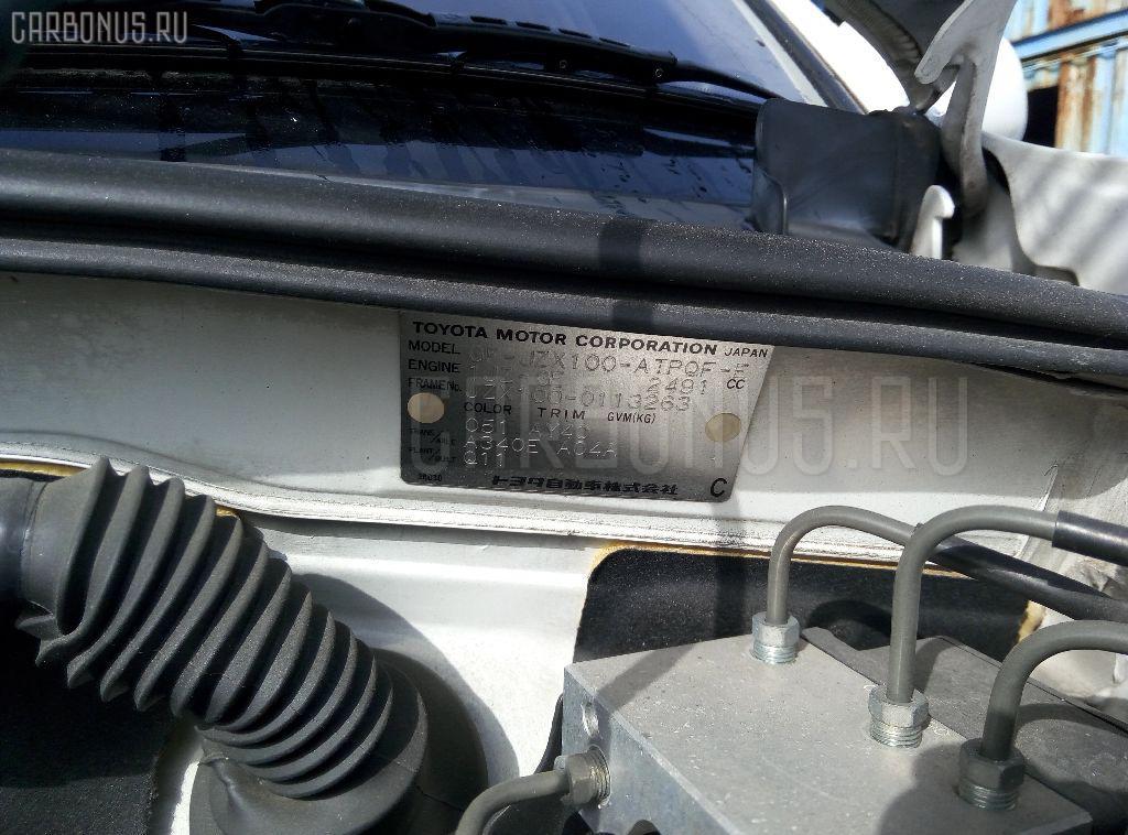 Зеркало двери боковой TOYOTA MARK II JZX100 Фото 3