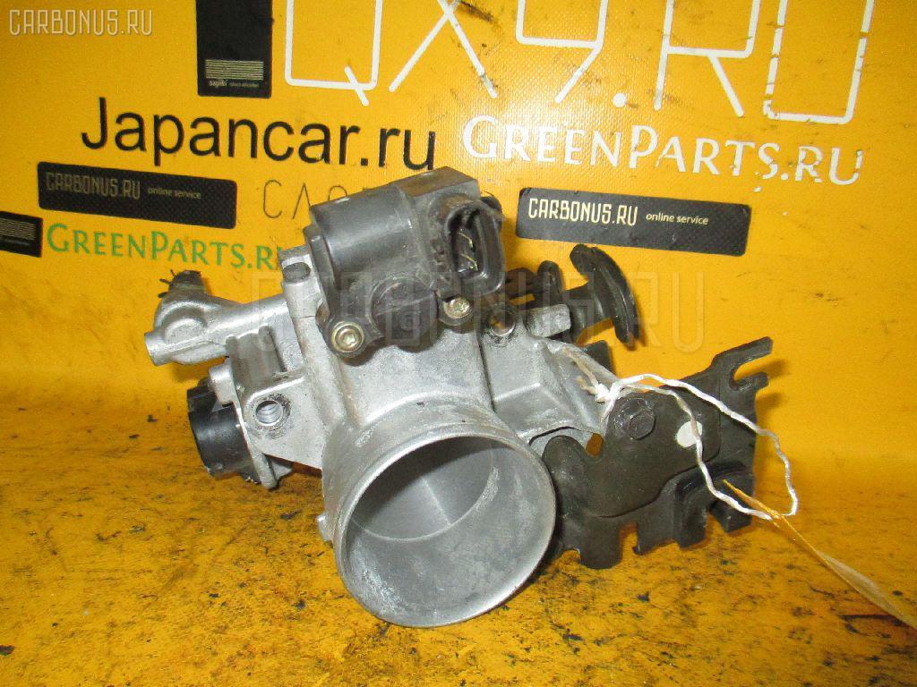 Дроссельная заслонка Toyota Mark ii JZX100 1JZ-GE Фото 1