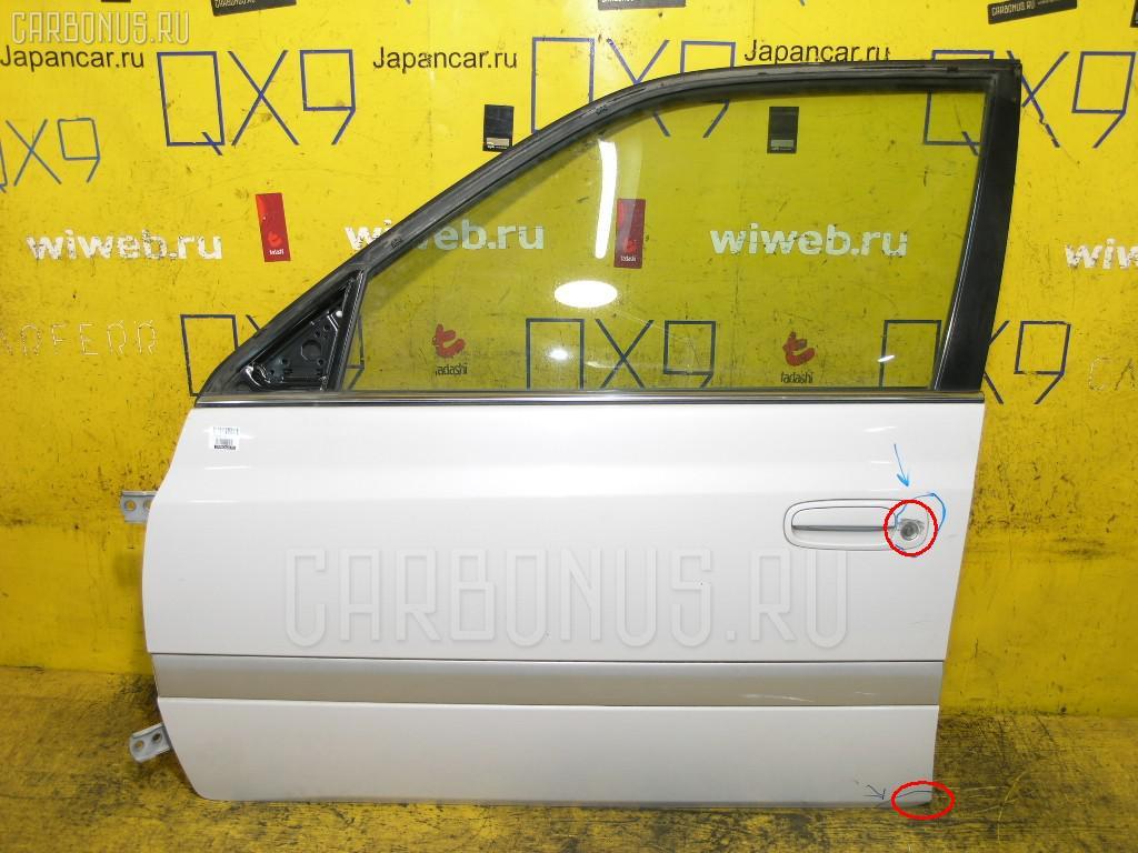 Дверь боковая TOYOTA CORONA PREMIO AT211 Фото 3