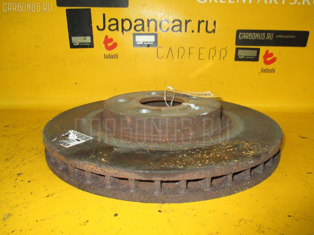 Тормозной диск TOYOTA CALDINA ST210G 3S-GE Фото 1