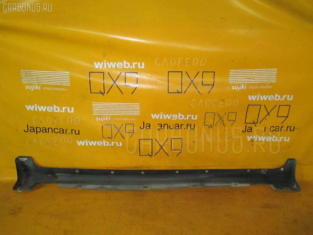 Порог кузова пластиковый ( обвес ) TOYOTA CALDINA ST210G Фото 1
