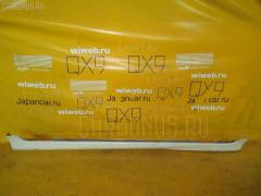 Порог кузова пластиковый ( обвес ) TOYOTA CALDINA ST210G Фото 4