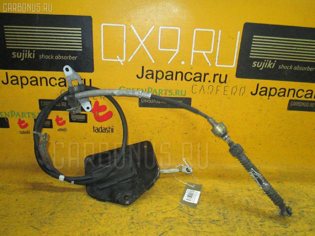 Тросик на коробку передач Toyota Caldina ST210G 3S-GE Фото 1