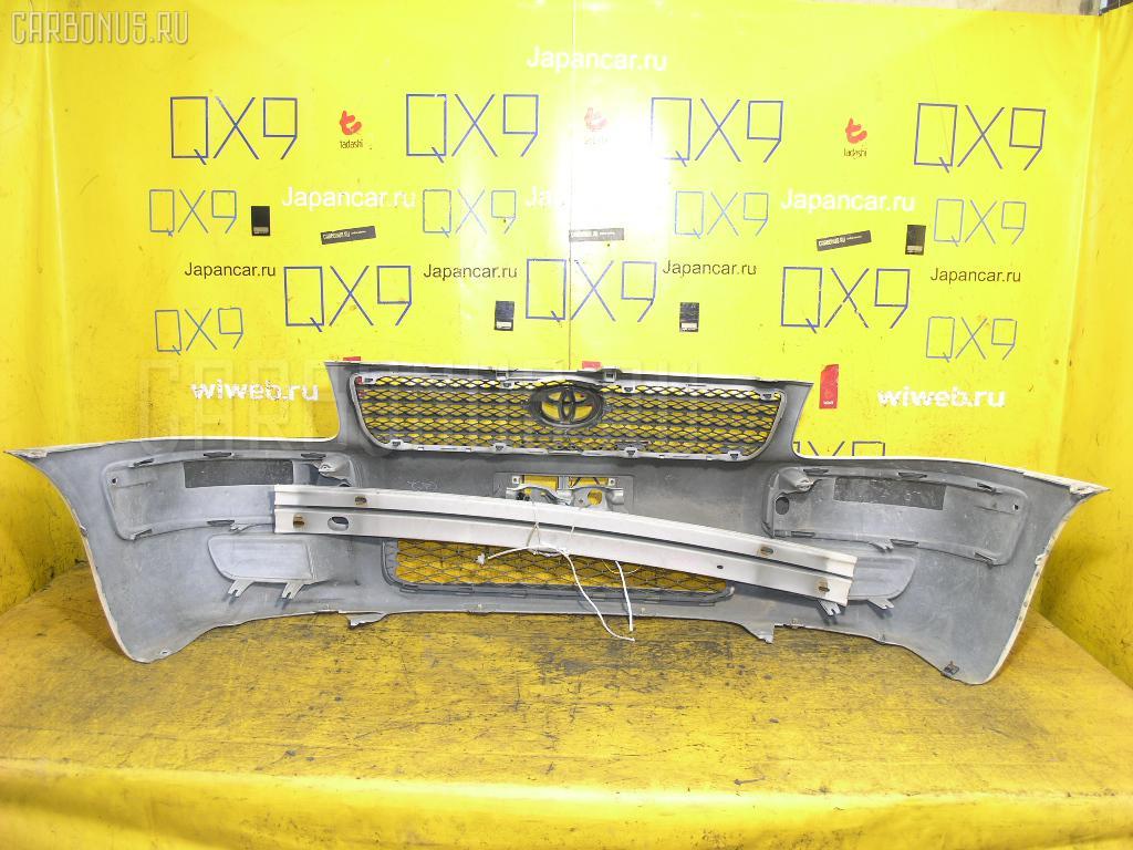 Бампер TOYOTA SUCCEED NCP51G Фото 3
