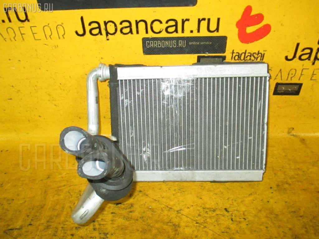 Радиатор печки TOYOTA SUCCEED NCP51G 1NZ-FE. Фото 3
