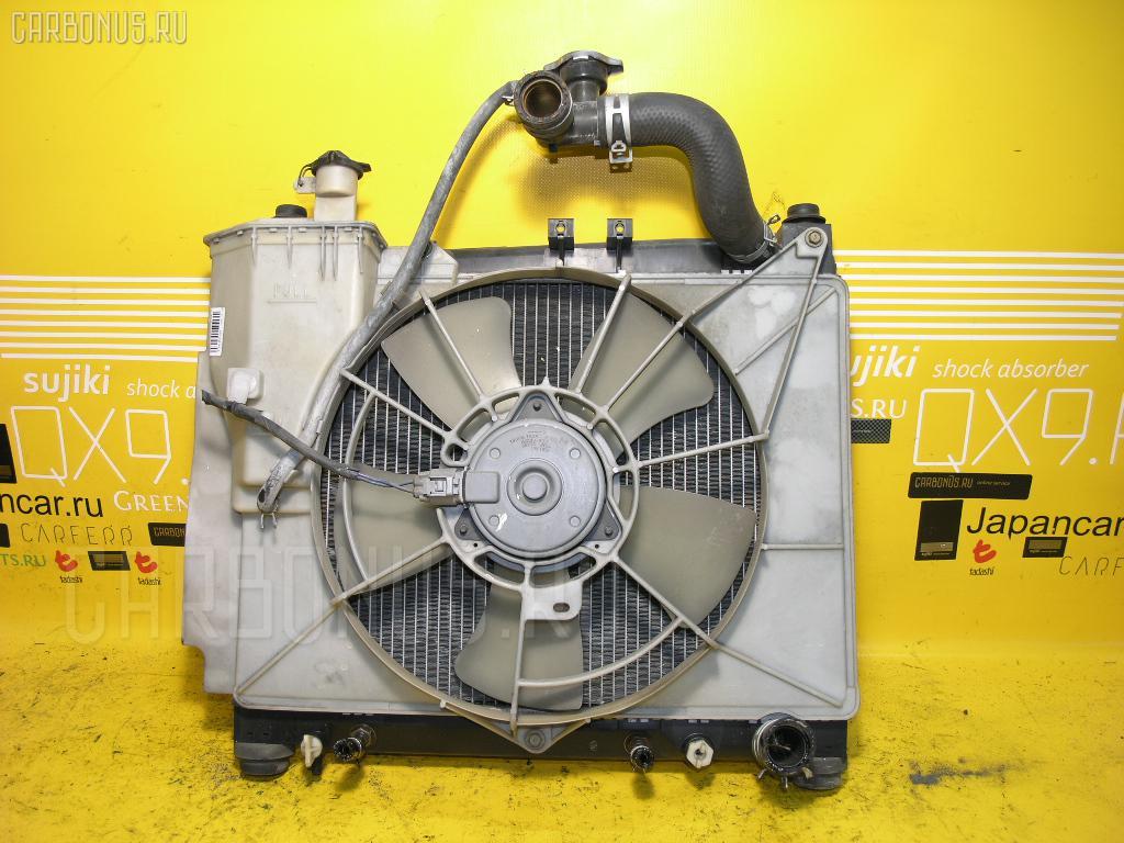 Радиатор ДВС TOYOTA SUCCEED NCP51G 1NZ-FE. Фото 5