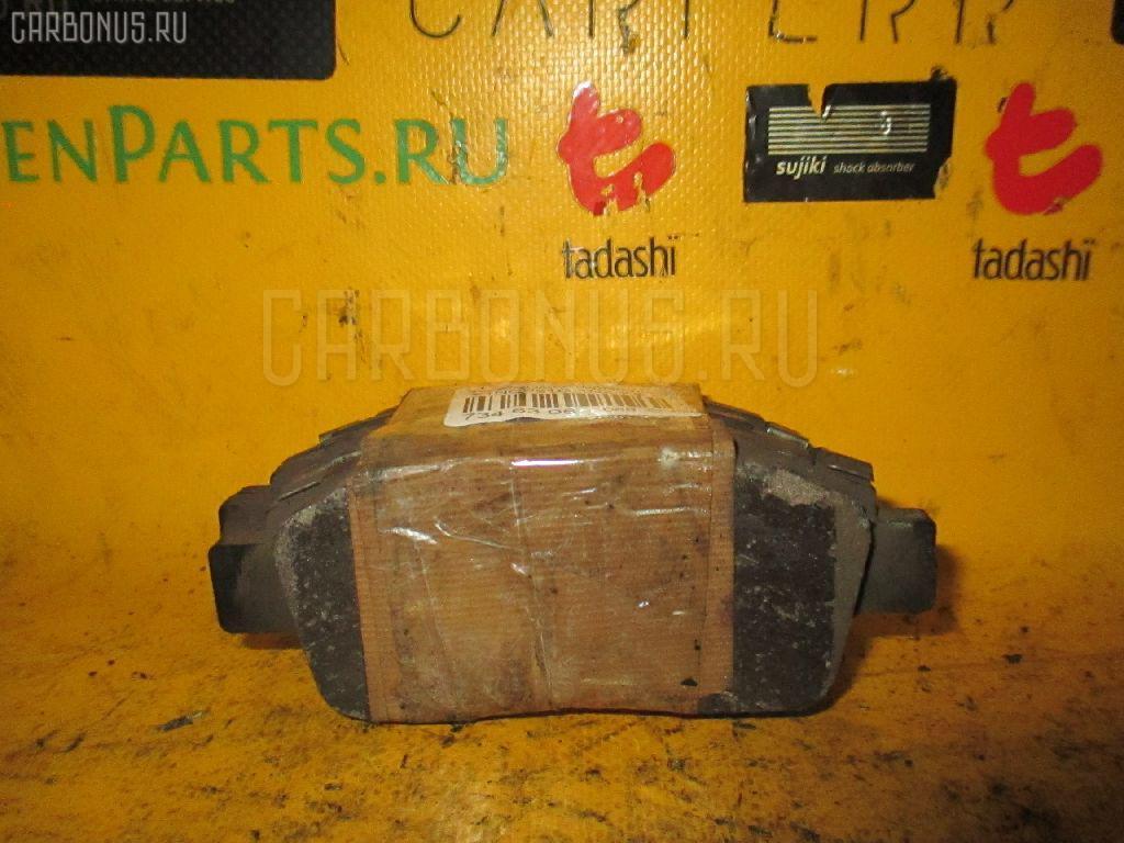 Тормозные колодки Toyota Succeed NCP51G 1NZ-FE Фото 1