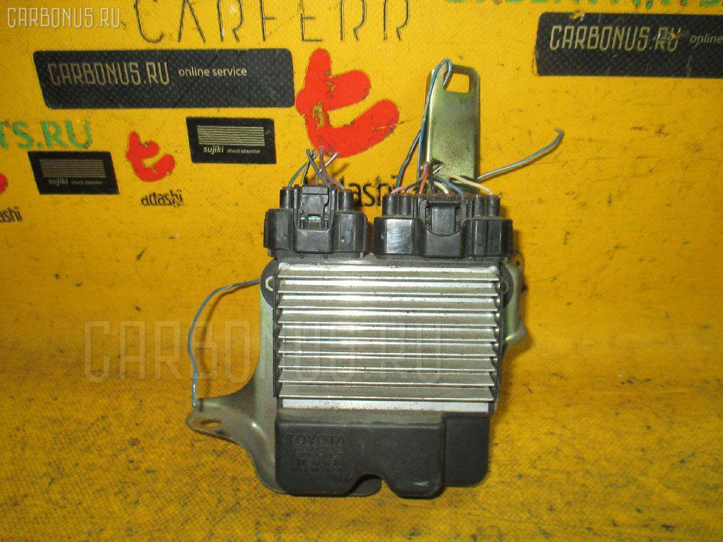 Блок управления инжекторами TOYOTA CALDINA AZT241W 1AZ-FSE Фото 2