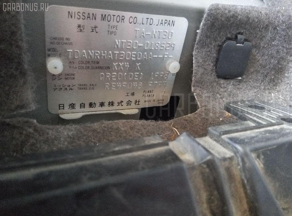 Радиатор ДВС NISSAN X-TRAIL NT30 QR20DE Фото 4