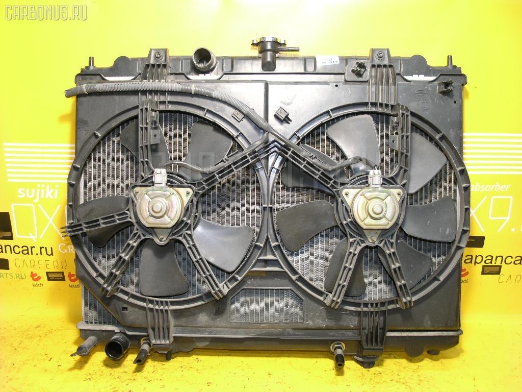 Радиатор ДВС NISSAN X-TRAIL NT30 QR20DE Фото 3