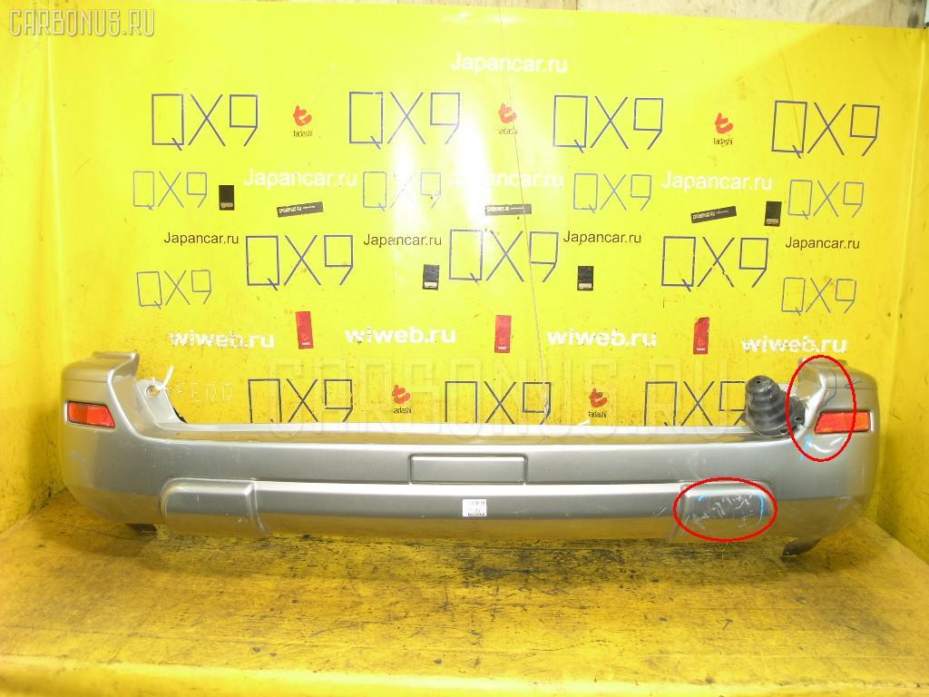 Бампер NISSAN X-TRAIL NT30 Фото 1