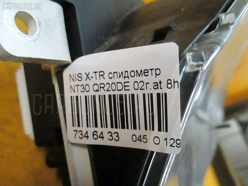 Спидометр NISSAN X-TRAIL NT30 QR20DE Фото 8