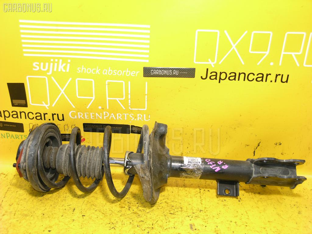 Стойка NISSAN X-TRAIL NT30 QR20DE Фото 1