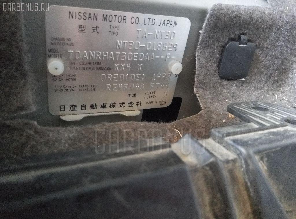 Консоль магнитофона NISSAN X-TRAIL NT30 Фото 3