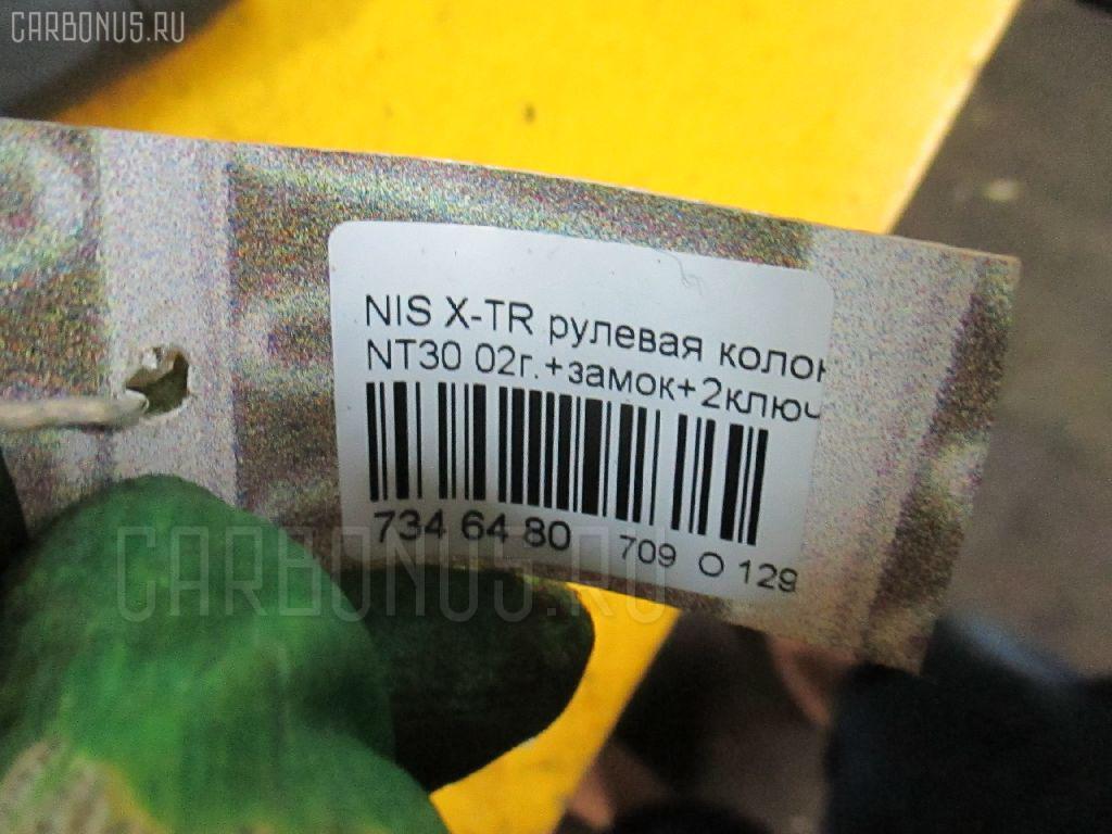 Рулевая колонка NISSAN X-TRAIL NT30 Фото 8