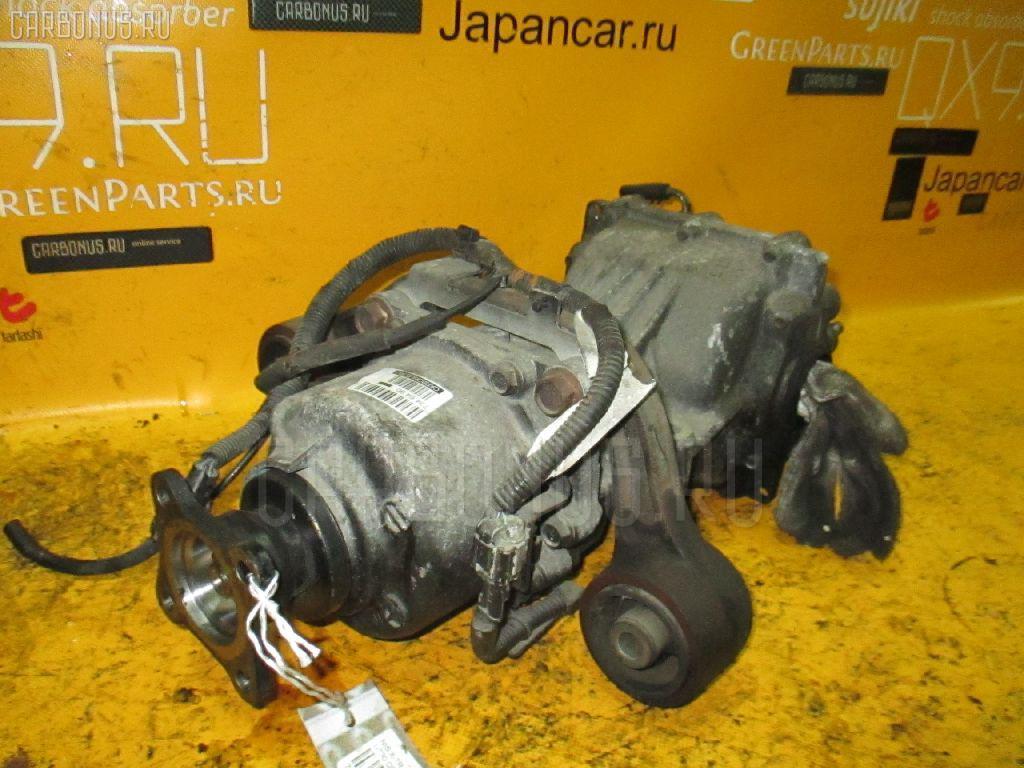 Редуктор Nissan X-trail NT30 QR20DE Фото 1