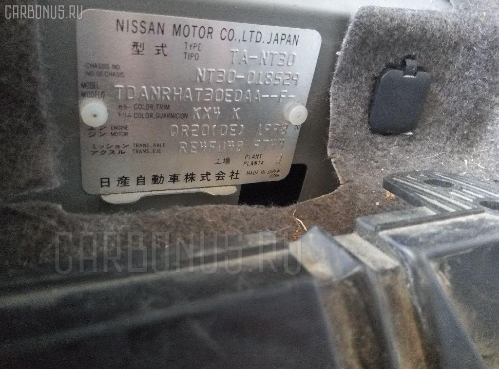 Гидроусилитель NISSAN X-TRAIL NT30 QR20DE Фото 3