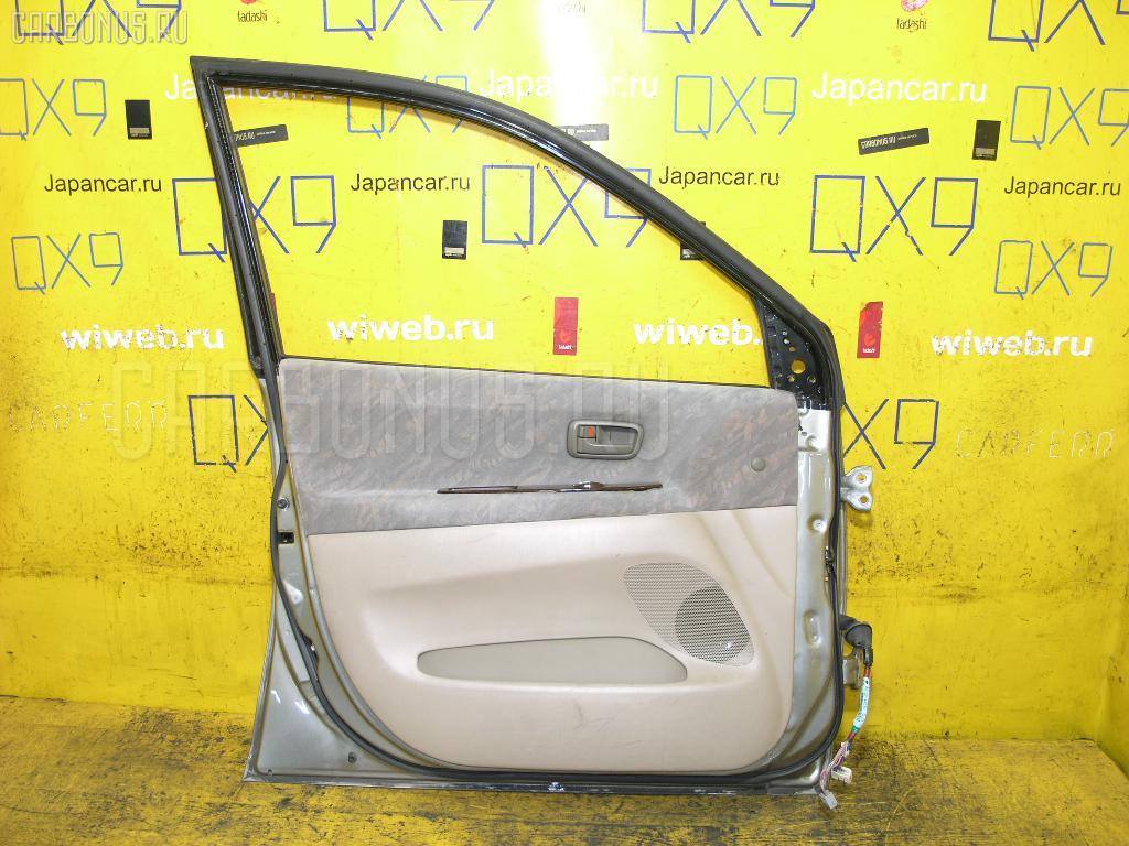 Дверь боковая TOYOTA GAIA SXM10G. Фото 8