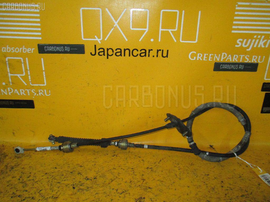 Тросик на коробку передач TOYOTA GAIA SXM10G 3S-FE Фото 1
