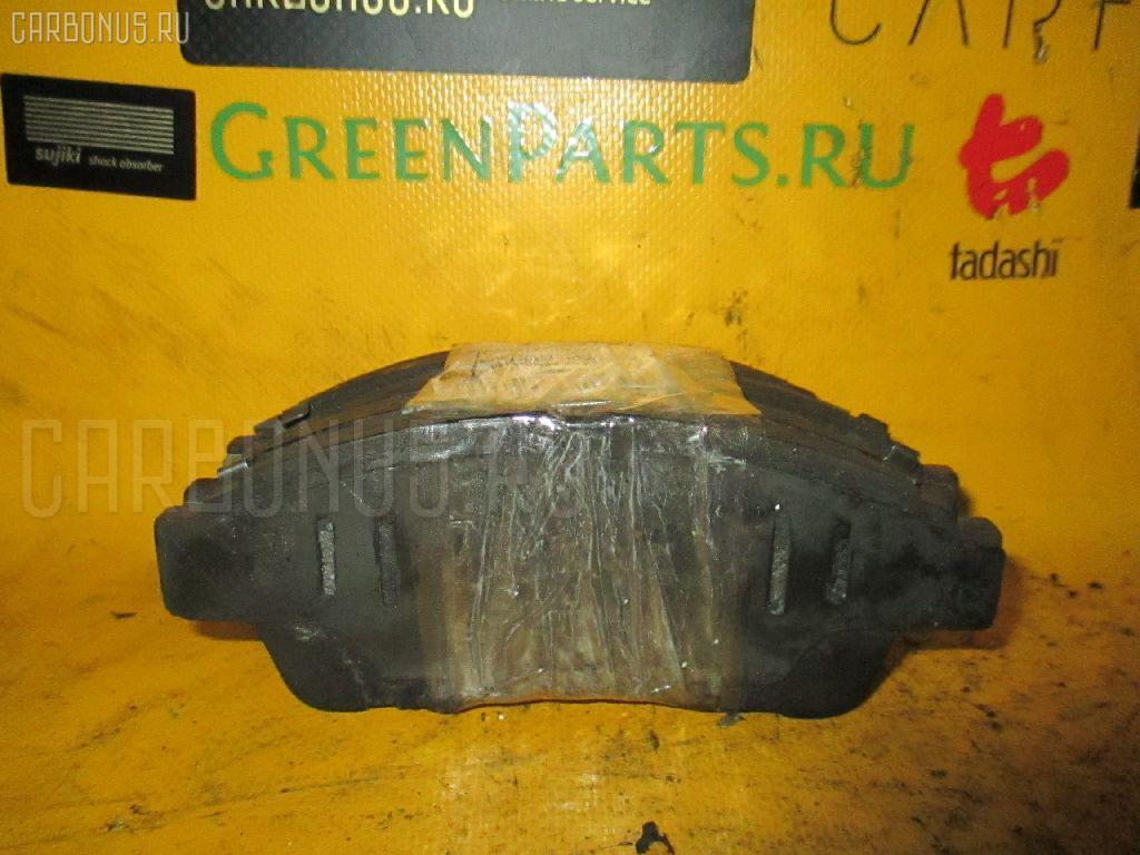 Тормозные колодки TOYOTA GAIA SXM10G 3S-FE. Фото 9