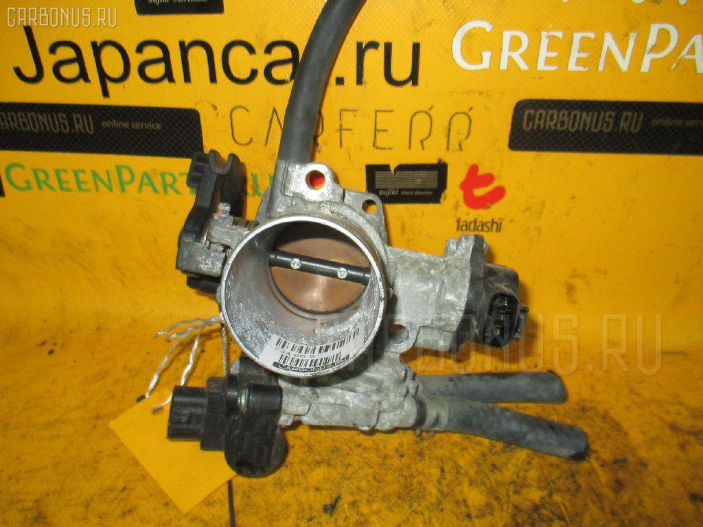 Дроссельная заслонка Toyota Probox NCP50V 2NZ-FE Фото 1