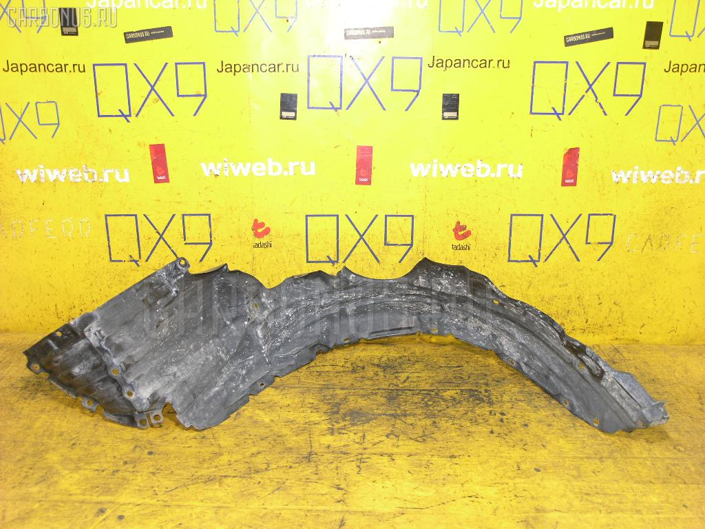 Подкрылок TOYOTA PROBOX NCP50V 2NZ-FE. Фото 7