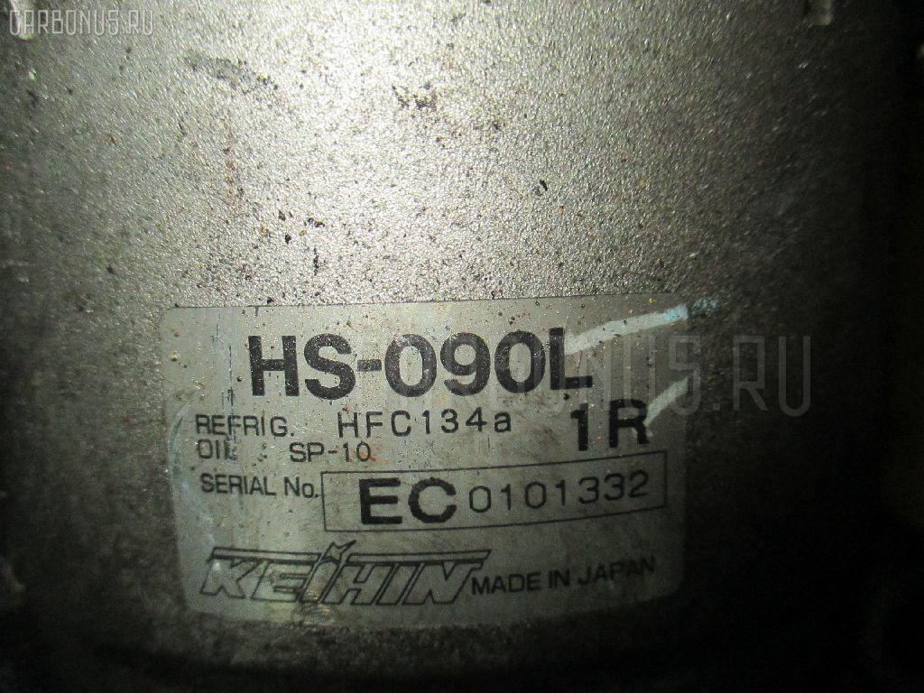 Компрессор кондиционера HONDA HR-V GH3 D16A Фото 1