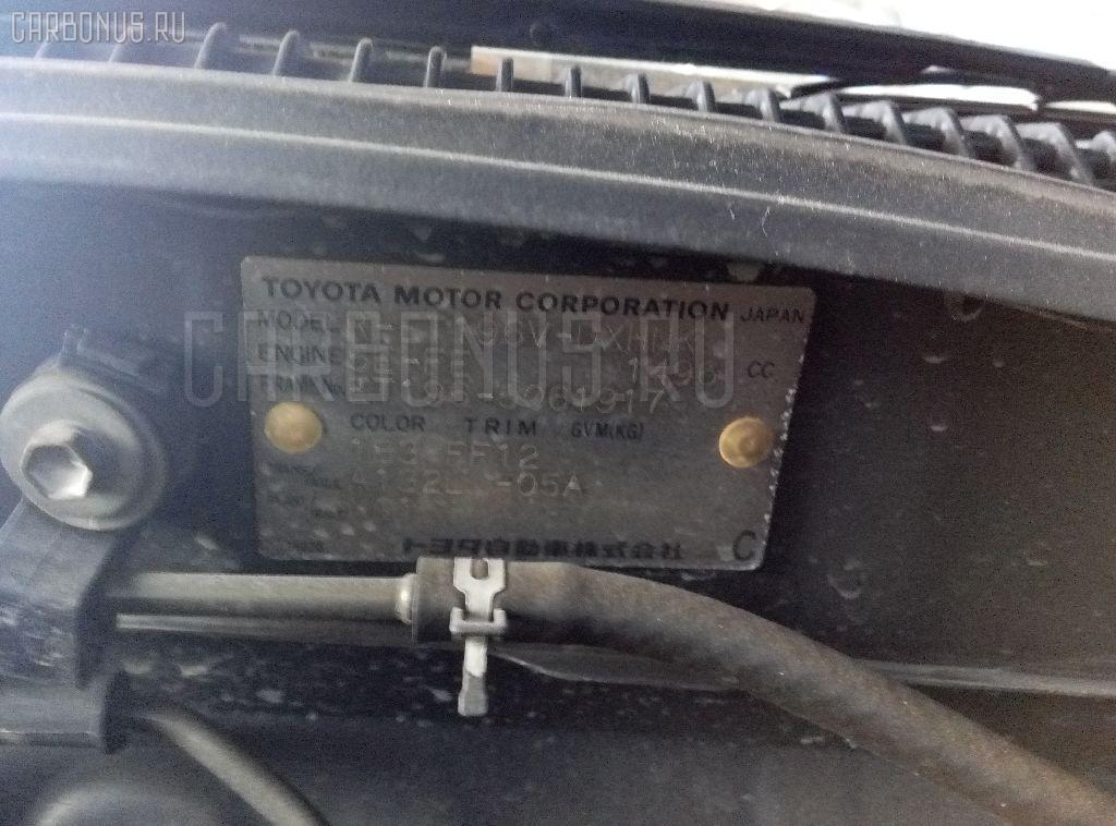 Тормозные колодки TOYOTA CALDINA ET196V 5E-FE Фото 3