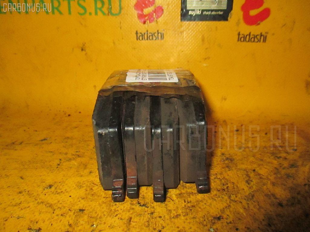 Тормозные колодки TOYOTA CALDINA ET196V 5E-FE Фото 2