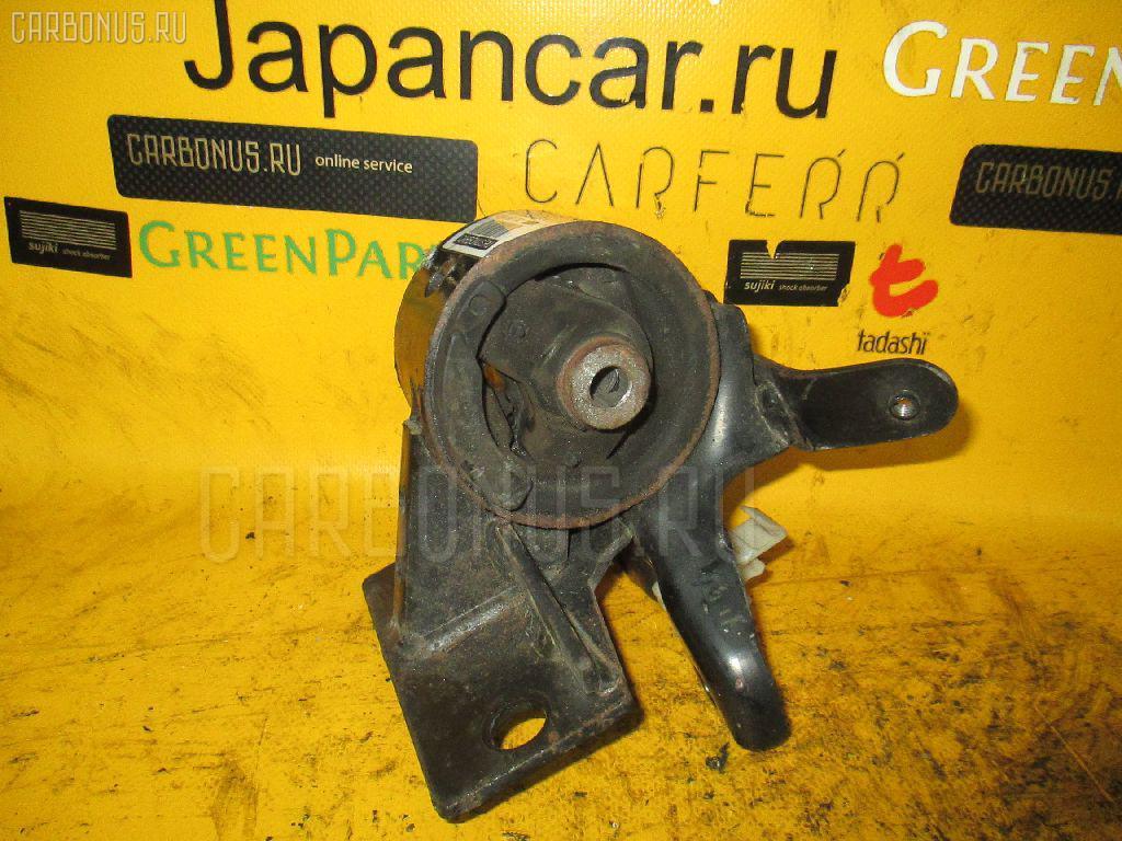 Подушка двигателя TOYOTA CALDINA AT191G 7A-FE. Фото 1