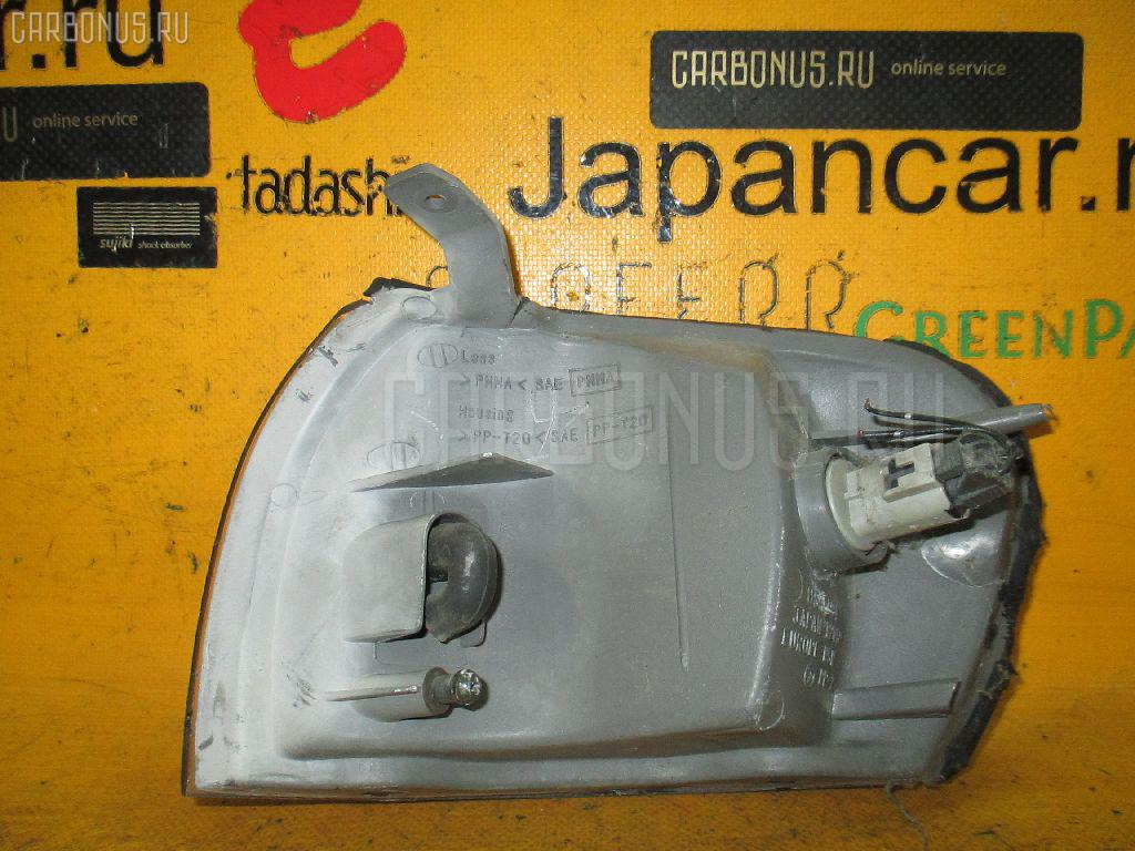 Поворотник к фаре Subaru Impreza wagon GF8 Фото 1