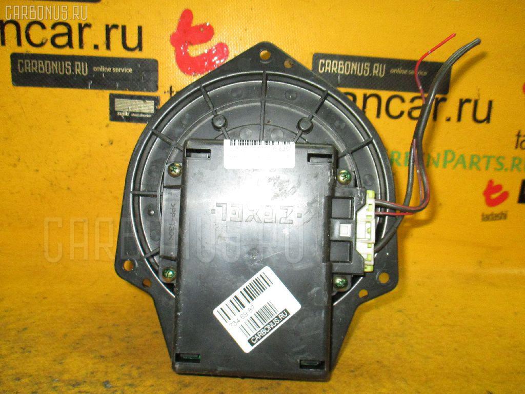 Мотор печки SUBARU IMPREZA WAGON GF8 Фото 1