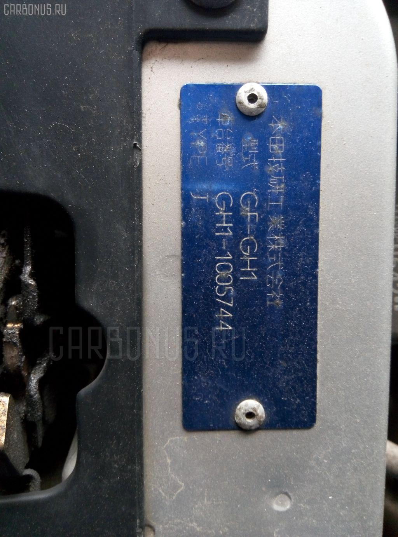 Бампер HONDA HR-V GH1 Фото 3