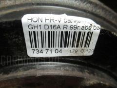 Балка подвески HONDA HR-V GH1 D16A Фото 8