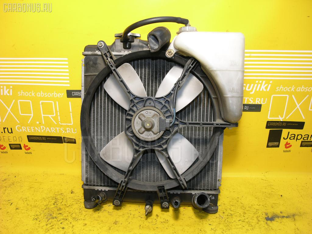 Радиатор ДВС Honda Hr-v GH1 D16A Фото 1