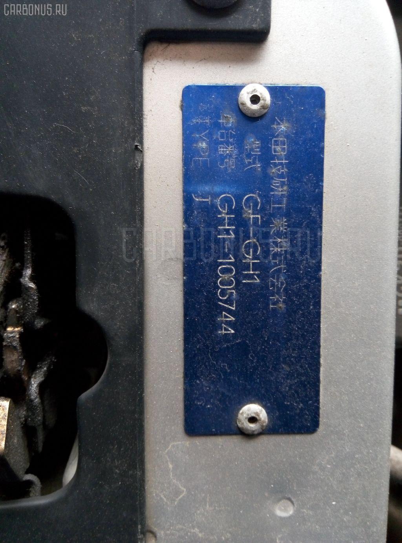 Подкрылок HONDA HR-V GH1 D16A Фото 2