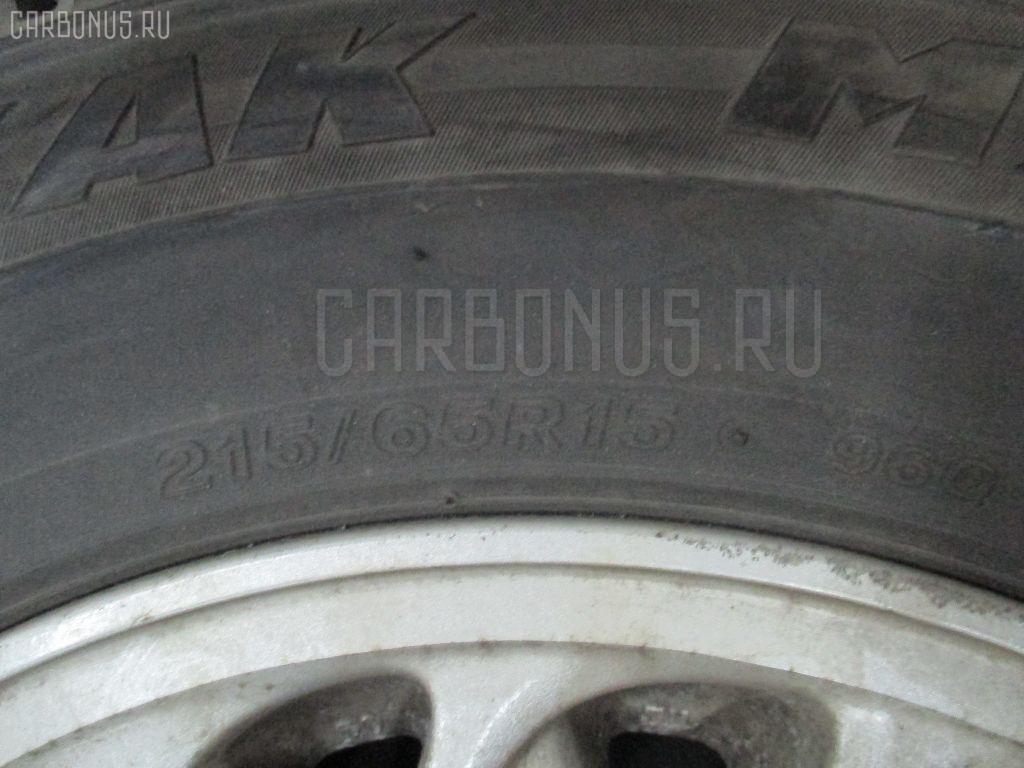 Автошина легковая зимняя BLIZZAK MZ-02 215/65R15 BRIDGESTONE MZ02Z Фото 1