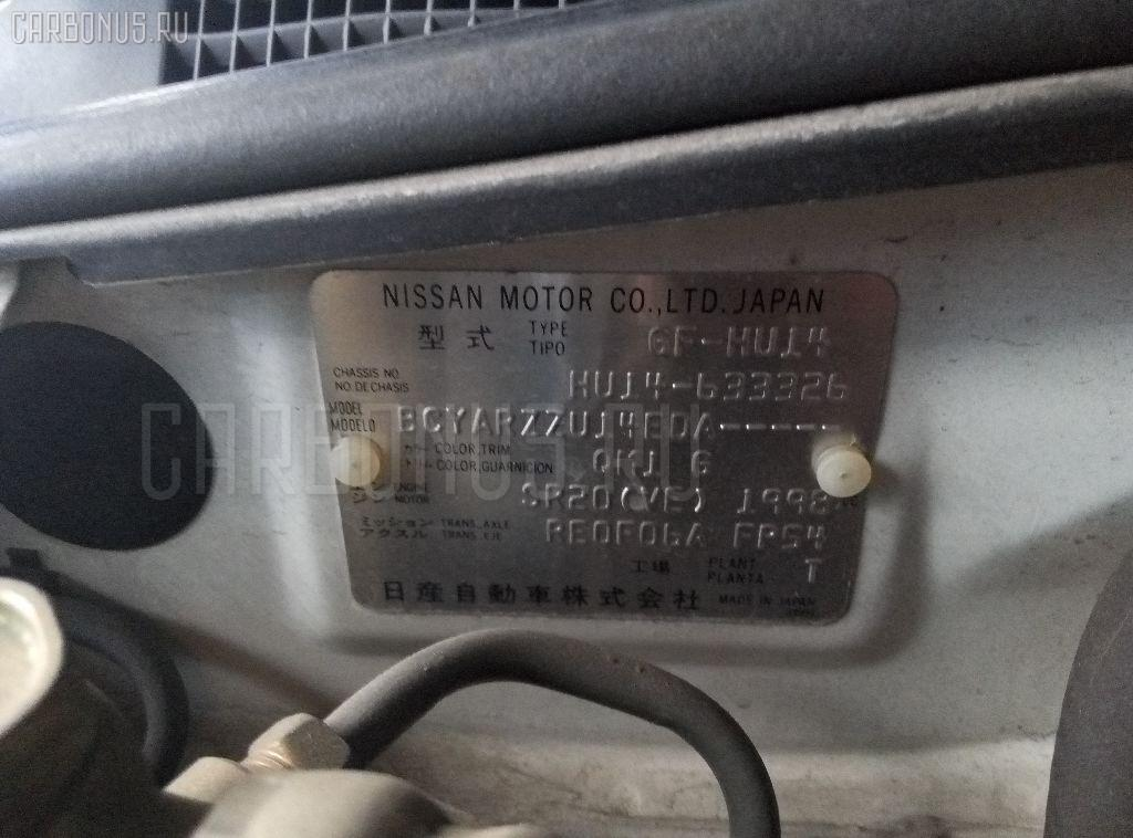 Крышка багажника NISSAN BLUEBIRD HU14 Фото 3