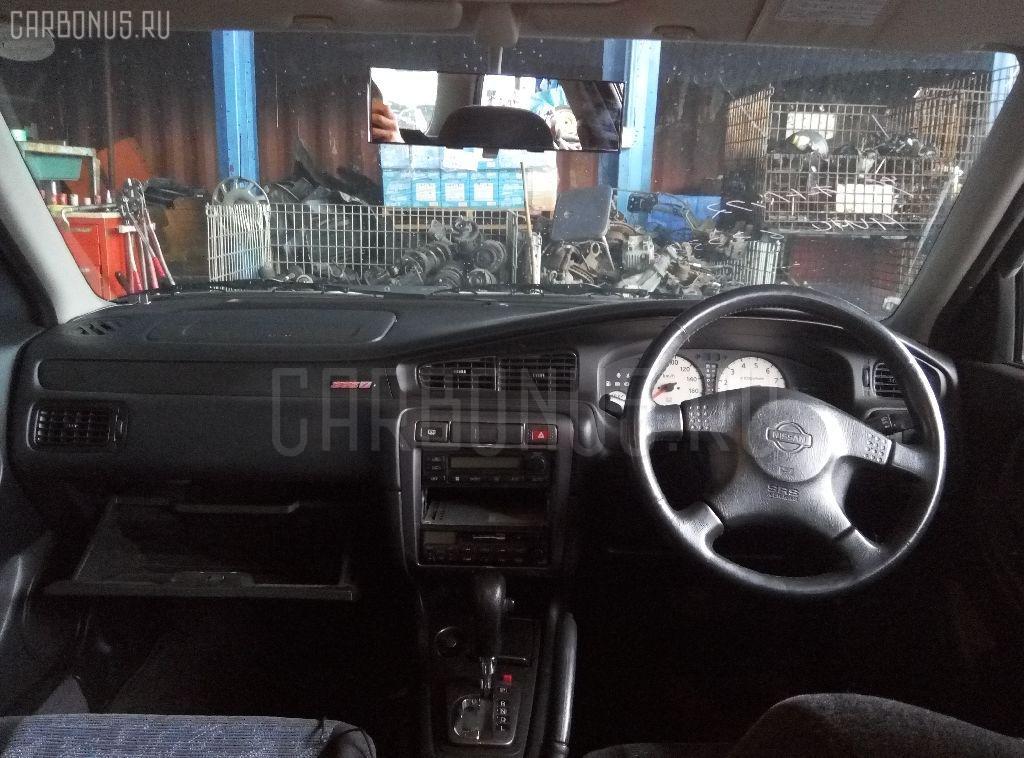 Крышка багажника NISSAN BLUEBIRD HU14 Фото 7