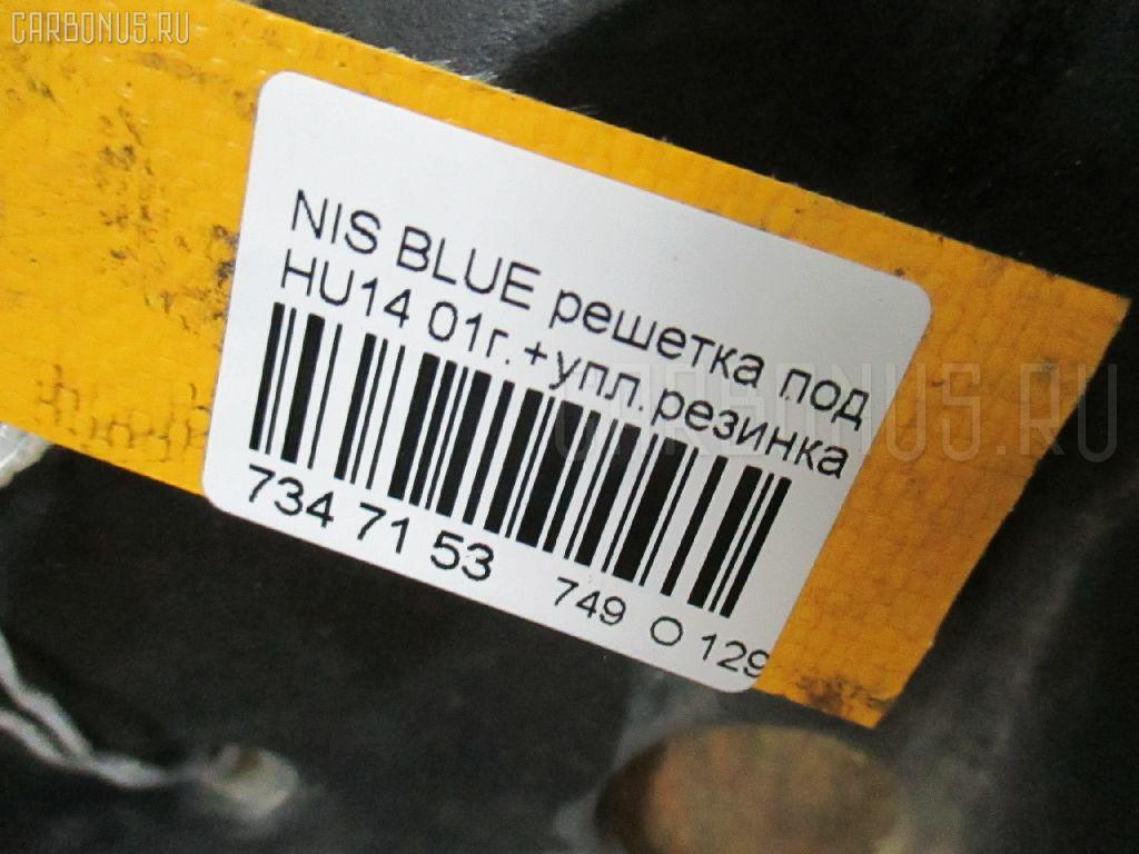 Решетка под лобовое стекло NISSAN BLUEBIRD HU14 Фото 7