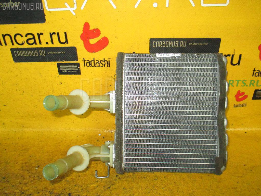 Радиатор печки Nissan Bluebird HU14 SR20DE Фото 1