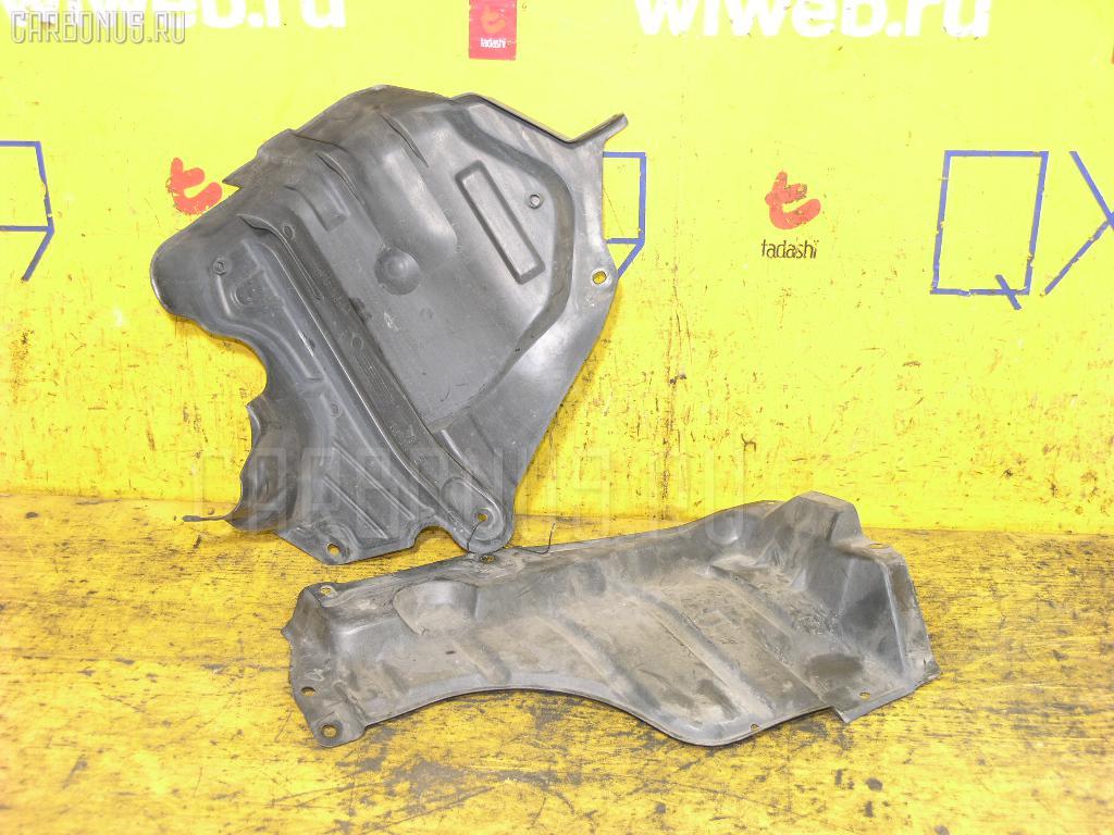 Защита двигателя NISSAN AVENIR W11 QG18DE. Фото 2