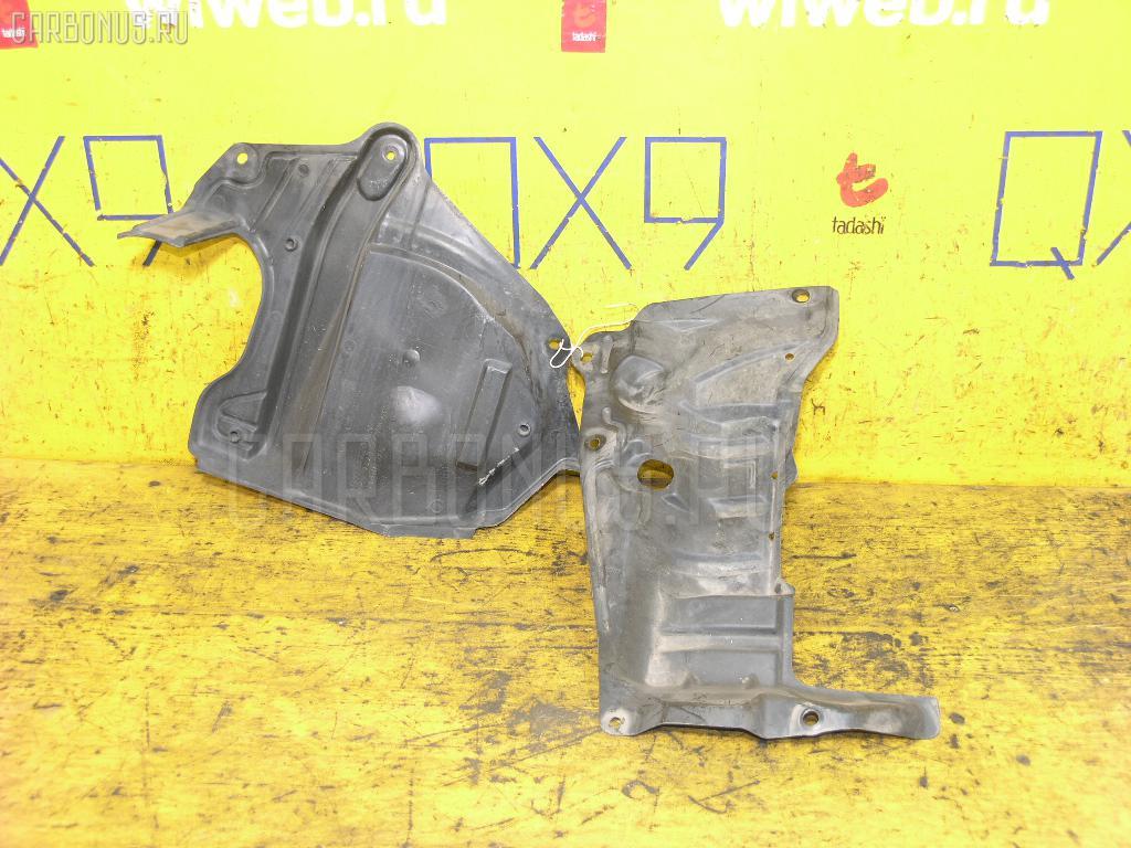 Защита двигателя NISSAN AVENIR W11 QG18DE. Фото 3