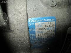 Компрессор кондиционера NISSAN AVENIR W11 QG18DE Фото 1