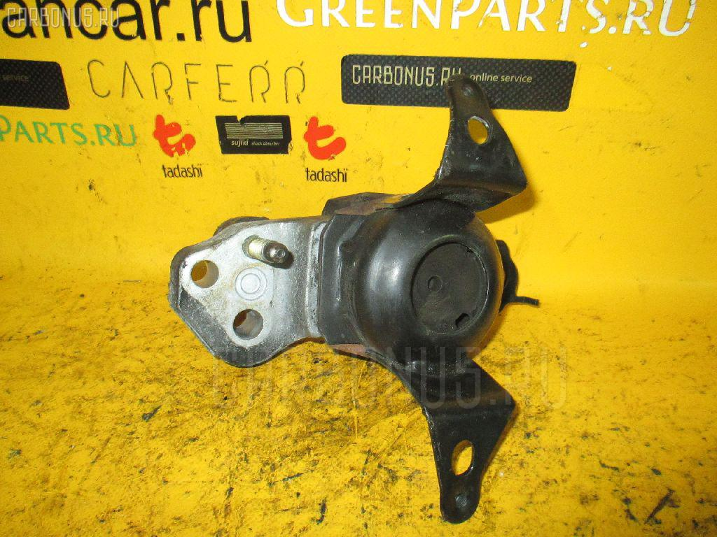 Подушка двигателя TOYOTA IST NCP60 2NZ-FE. Фото 1